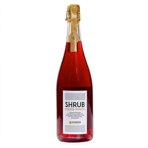 Shrub - Svarta vinbär